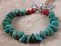 bracelet handmade jewelry images Handmade turquoise adjustable bracelet handmade jewelry jpg