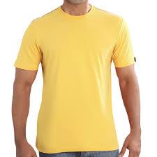 light yellow t shirt round neck t shirts aiyaa exports
