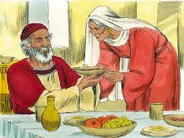 free bible images god promises zechariah and elizabeth a son but