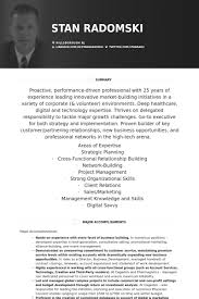 Example Of Resume Template by Marketing Officer Resume Samples Visualcv Resume Samples Database