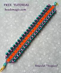 bracelet pattern tutorials images Bracelet pattern beads magic jpg