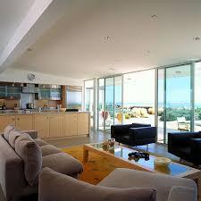 Modern Beach House by Clarkson Residence Cheerful Modern Beach House In Santa Barbara