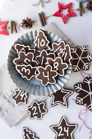 global baking recipe lebkuchen german honey gingerbread cookies