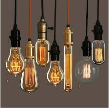 Lighting Fixtures For Home Home Lighting Edison Bulb Light Fixtures Edison Bulb Light