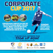 soccer in the streets to host corporate cup 2017 u2014 soccer in the