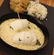 comment cuisiner du carrelet roulés de carrelet à la crème défi 5 défis la creme et poissons