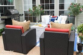Decorate Small Patio How To Decorate A Small Patio With Designer Flare