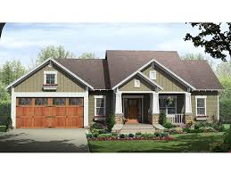 craftsman home plan plan 001h 0124 find unique house plans home plans and floor