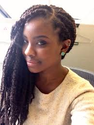 senegalese twist using marley hair medium marley twists google search braids pinterest marley