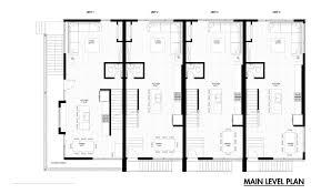 row house plans row house floor plan ideas pinterest house row emerson rowhouse meridian 105 architecture archdaily floor plan