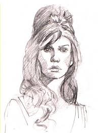 beautiful sad sketches garrott designs