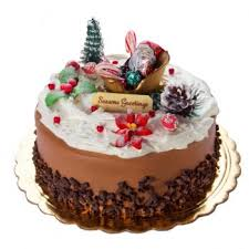 Christmas Cake Decorations Images by Christmas Chocolate Cake Decorations U2013 Happy Holidays