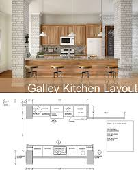 how to make today u0027s popular kitchen layouts work merillat