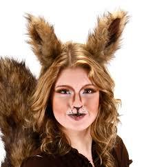 Coyote Halloween Costume Oversized Deluxe Squirrel Tail Elope Halloween Costumes