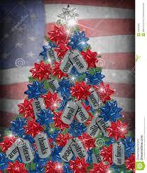 military christmas tree stock photos image 34945883