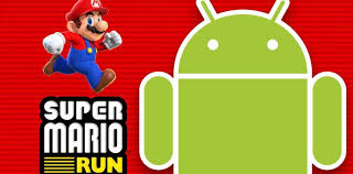 mario android mario run the most downloaded of the year on