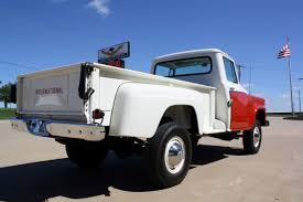 international semi truck 1960 international b 120 3 4 ton stepside truck all wheel drive