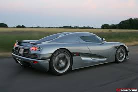 koenigsegg one key road test koenigsegg ccx gtspirit