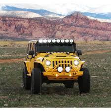 kc hilites 42341 jeep wrangler jk headlights led gravity pro 7