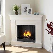 Gas Fireplace Mantle by Top 25 Best Corner Fireplace Mantels Ideas On Pinterest Stone