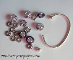 diy bracelet pandora beads images Diy pandora inspired bracelet happy hour projects jpg