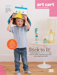 mer mag duct tape crafts in parent and child magazine mer mag