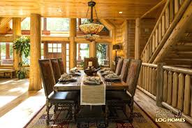 Log Dining Room Table Entryway Log Cabin Dining Furniture Log Cabin Dining Room