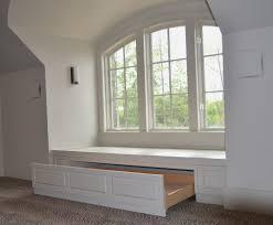 under window bench with storage entryway furniture ideas