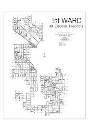 2nd Ward Map Chicago by Alderman Ward Map Chicago Image Mag