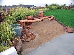 designing and creating natural play areas for kids turf