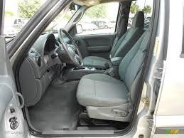 jeep liberty limited interior medium slate gray interior 2005 jeep liberty renegade photo