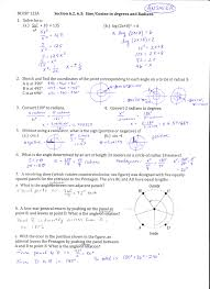 Sin Cos Tan Worksheet Practice Worksheets
