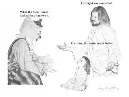 Jesus Is A Jerk Meme - jesus is a jerk pics