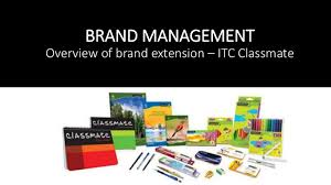 classmate stationery itc classmate brand extension