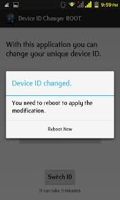 device id android how change your android mobile device id