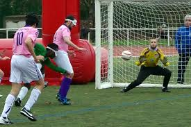 Paralympics Blind Football Paralympic Sports Handilifesport
