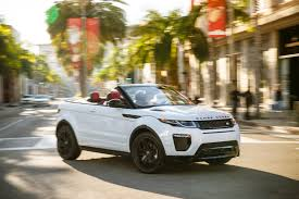 range rover evoque land rover range rover evoque convertible 2016 prices and specs the week uk