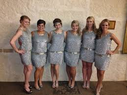 silver sequin bridesmaid dresses 48 best bdmd options images on reception dresses
