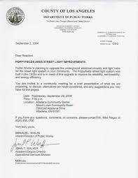 invitation to 1st community meeting