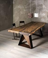 table cuisine bois brut table salle à manger bois brut table de cuisine blanche trendsetter