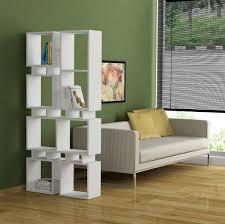 scaffale divisorio 1 libreria a giorno divisoria separa ambienti 166 cm