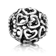 pandora charms pandora bracelet images Pandora filled with romance charm