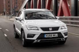 seat ateca new seat ateca 1 4 petrol 2016 review auto express