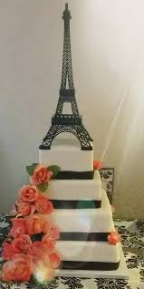 theme quinceanera cake