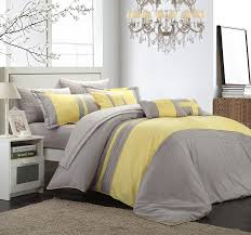 amazon com chic home 10 piece fiesta bed in a bag comforter set