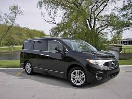 minivan nissan quest 2016 2012 nissan quest le u2013 family transit doubles as the man u0027s lair