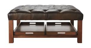 Black Leather Ottoman Incomparable Very Large Ottoman Tags Large Ottoman Coffee Table
