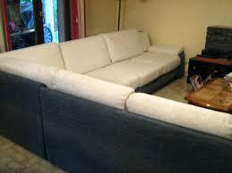 refaire housse canapé best of comment refaire un canapé en tissu architecture