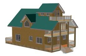Cabin Blueprints Free Free Plans Blueprint Cabin Plans