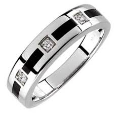 mens eternity rings diamonds are to keep masculine for men s wedding bands but